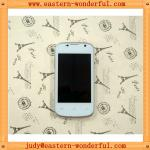 China OEM 3.5'' dual sims MTK6572 dual core smartphone with Compass/blutooth/wifi/memory card wholesale