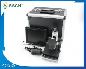 China Blood Capillary Microscope For Detecting Body Health , 1 Year Warranty on sale