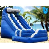 Commercial portable water inflatable slide rentals for family backyard, parties, clubs