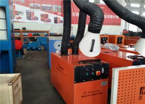 China mobile dust welding fume extractor adjustable for automatic welding dust cleaner on sale
