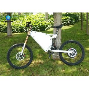 China 24 Inch 55kmph Aluminum Alloy Electric Enduro Bike Defiant Electric Fat Bike on sale