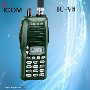 Highest Quality ~  Icom IC-V8 Instruction Manual