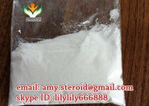 China 65-19-0 Male Sex Hormone Yohimbine Hydrochloride , Raw HGH Steroid Powders on sale