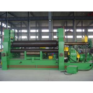 China Bending Plates Plate Roll Machine For Cement / 21mm Thickness on sale