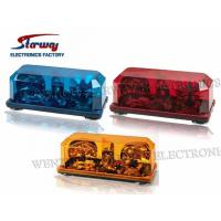 China Warning 12-Volt Magnet Mount Halogen Mini light bar on sale
