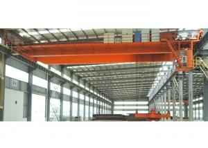 China QC Type 5-32t Steel Mill Electric Lifting Magnet Overhead Crane on sale