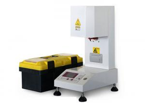 Quality Electronic Quality Control Testing Equipment PP PE Plastic Melt Flow Index Tester for sale