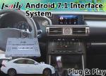 A caixa da navegação de Android 6,0 GPS para Lexus 2013-2016 é um panorama tevê/360 de 250 apoios