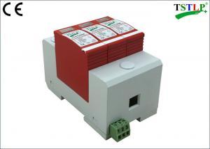 China 150v / 600v / 750v / 1000v Industrial Surge Suppressor For Photovoltaic / Solar PV on sale