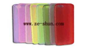 China Thin TPU Protector Cover , Mobile Phone Silicon Cases For Iphone 6 supplier