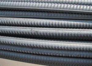 China 16MM 4140 B500B Reinforcing Steel Rebar For Beam And Frame Structure on sale