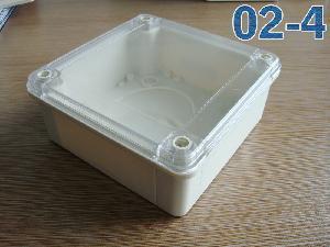 China Plastic Waterproof Enclosure, 145*145*60 on sale