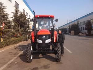 China 65HP Farm Tractor with Cab on sale