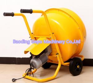 China China New Condition Low Cost Wheelbarrow Mini Concrete Cement Mixer on sale
