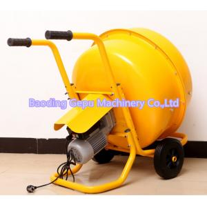 China China New Condition Low Cost Wheelbarrow Mini Concrete Cement Mixer on sale