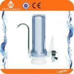 Material plástico UV de produto comestível da fase do filtro de água 2 do agregado familiar do sistema do purificador da água