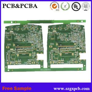 China SHENZHEN High Wiring Density Electric Printed PCB flexible circuit board with SGS, UL certification free sample on sale