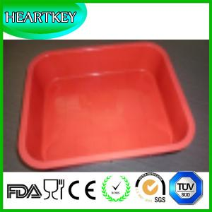 China Non-stick Square Silicone Mold Cake Pan Baking Tools Heat Resistant Bread Toast Mold on sale