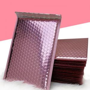China Shiny Metallic?Bubble?Mailers , Aluminium Foil Holographic Bubble?Mailers on sale