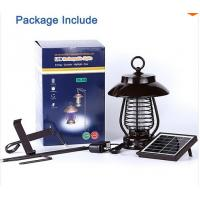 Waterproof Indoor LED High Bay Lamp Solar Mosquito Killer Lamp