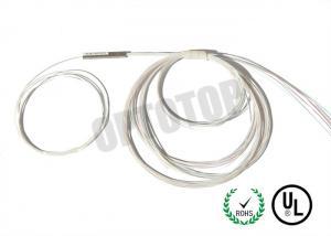 China FTTH / CATV / Telecom Planar Lightwave Circuit Splitter Single Mode 55dB on sale