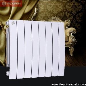 China Curve Radiator Die Casting Aluminum Vertical RadiatorFUR-1005 on sale