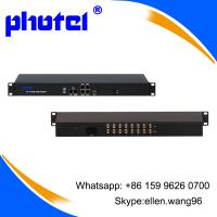 China factory high quality  1/2/4/8 E1 over Ethernet Multiplexer, E1 TDM over IP