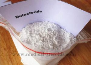 China CAS 164656-23-9 Male Enhancement Drugs Dutasteride / Avodart For Hair Loss Treatment on sale