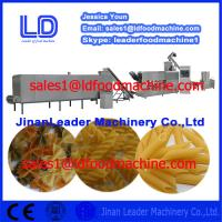 China Jinan Leader machine Spaghetti, Pasta, Macaroni processing line on sale