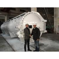 Mechanical And Physical Pressure Autoclave Composite , High Temperature