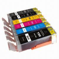 Zhuhai Compatible Color  Ink cartridge for Canon HR-PGI-750BK/CLI-751BK/C/M/Y/GY  at the best price
