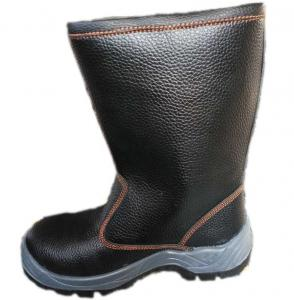 China Steel toes working boots on sale