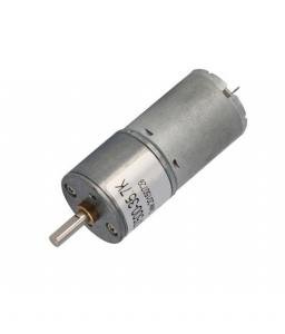 China Small DC Gear Motor For Tennis Ball Machine , Robot , Golf Trolley , Sweeper OWM-25RS370 on sale