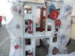 GM400 cotton waste recycling machine/fiber opening machine/rag tearing machine