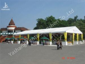 China Luxury Outdoor Ceremony Event Coast Tents for Winter, Decorated Garden Party Marquees on sale