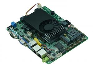 "China Intel®1037U 4"" inch 6 COM , 2 USB3.0 , 6 USB2.0 , Dual LAN industrial motherboard on sale"