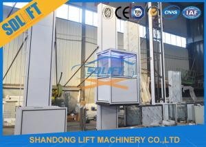 China OEM Design 1-6m Handicapped Chair Lifts With Cabin , CE And SGS Certified on sale