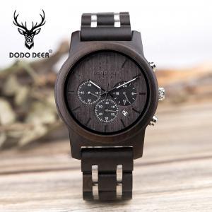 China Environment - Friendly Quartz Wrist Watch For Men Japan Quartz Movement on sale