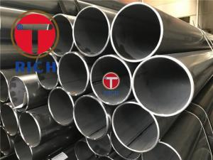 China GB/T 3091 Low Pressure Liquid Delivery  Galvanized Welded Steel Tube , ERW SAWL SAWH Steel Tubes on sale