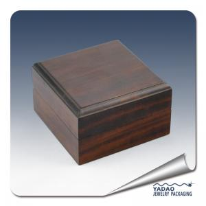 China Wholesale Wood Jewelry Box Fashion Design on sale