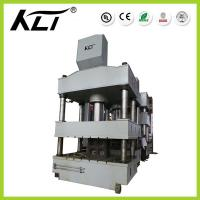 Y32 1250tons ISO Hydraulic Four-Column Hydraulic Press Stainless Steel Sink Production Line