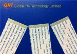 Pitch 0.5mm Flexible Printed Circuit Cable , FFC 50 Pin Flat Ribbon Cable