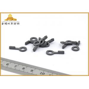 Special Shaped Tungsten Carbide Wear Parts As Customers Drawing Various Sizes