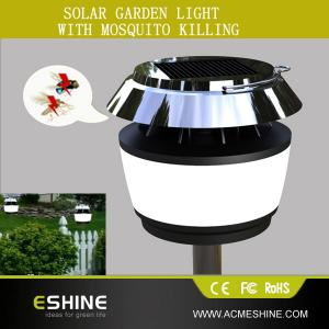 China Solar led lantern | solar garden light | solar hang light mosquito killer on sale