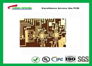 China HDI PCB with 10layer mechanical blind hole structure finish thickness 3.0mm SMT/SMD on sale