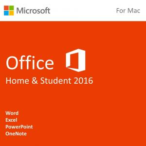 Quality Microsoft Office for Mac Home & Student 2016 License for sale