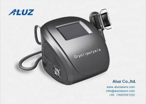 China 110v / 220v Slimming Beauty Equipment Ambient Temperature 5℃~40℃ Pure Water Or Special Coolant on sale