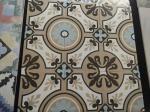 Multicolor Decorative Ceramic Wall Tile 8.5mm Thinckness Heat Insulation