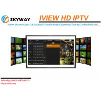 For Europe and American Iview HD 1 year Sports UK English IPTV Channels USA Germany Turkey Albania Italy IPTV Channels