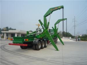 China TITAN 40 ton 40ft Sideload Trailer, Side Loader Container Trailer on sale